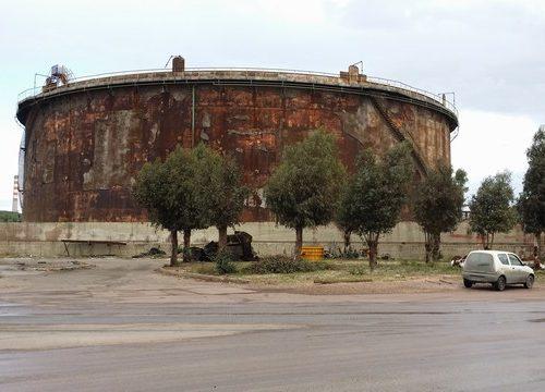 Serbatoio Taranto